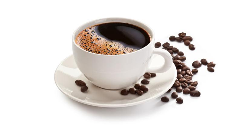 Kawa z ekspresu Siemionow